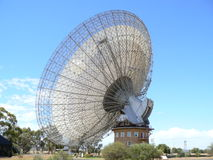Parkes Radio Telescope Stock Images