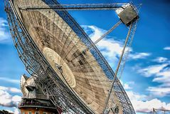 Parkes Telescope Observatory - The Largest Telescope in the World Royalty Free Stock Photos