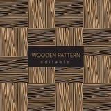 Parketpatroon - vlakke houten achtergrond Royalty-vrije Stock Fotografie