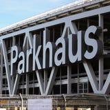 Parkhaus stockfotos