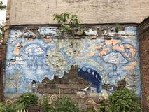 Parkhelling Brooklyn Royalty-vrije Stock Afbeeldingen