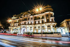 Parkhotel Schönbrunn Wien Royaltyfri Bild