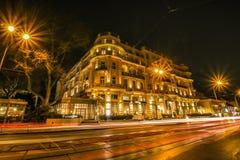 Parkhotel Schönbrunn Wien Arkivfoto