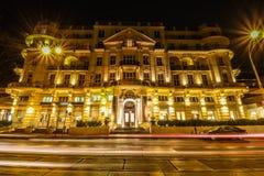 Parkhotel Schönbrunn Wien Arkivbild