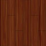 parkietowy bezszwowy drewno Obraz Royalty Free