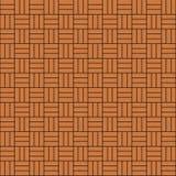 Parkietowy ligation brickwork Obrazy Stock