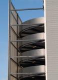 Parking à plusiers étages moderne photographie stock