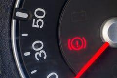 Parking światła ikona Obraz Royalty Free