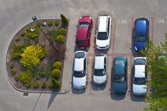 parking Zdjęcie Royalty Free