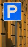 Parking Royalty Free Stock Photos