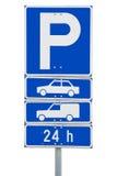 Parking Royalty Free Stock Image