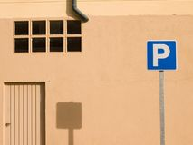 Parking Royalty Free Stock Images