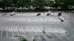 parking стоковые изображения