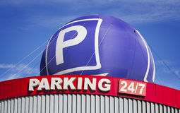 Parking Images stock