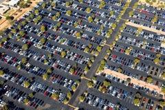 Parking Obraz Royalty Free