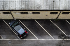 Parking alone Stock Photography