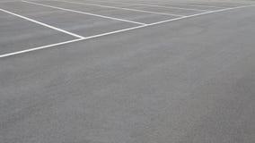 Parking areas Royalty Free Stock Photos