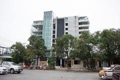 Parking budynek Suandok park obrazy stock