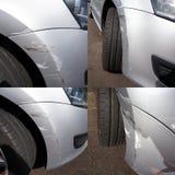 Parking Damage on Car Stock Images
