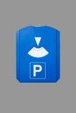 Parking disc Royalty Free Stock Photos