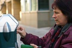 Parking Fee Royalty Free Stock Photos