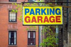 Parking Garage stock images