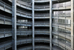 Parking garage Royalty Free Stock Image