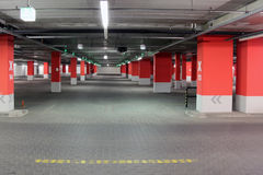 Free Parking Garage Royalty Free Stock Image - 25085236