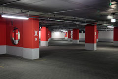 Free Parking Garage Royalty Free Stock Images - 25085239