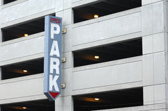Parking Garage Stock Images
