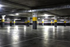 Parking Garage Stock Photos