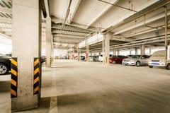 Parking garage Stock Image