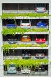 Parking garage. Stock Photo