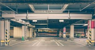 Parking garage Stock Photography