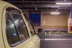 Parking garage Royalty Free Stock Image