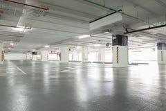 Parking Garage. Royalty Free Stock Photography