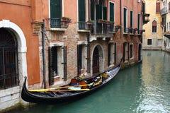 Parking gondola Stock Photography