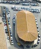 Parking landscape Stock Photos