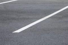 Parking lane Royalty Free Stock Images
