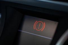 Parking light icon Stock Images