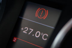 Parking light icon Stock Image