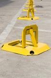 Parking lock Royalty Free Stock Photo