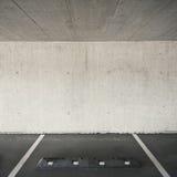 Parking Lot Stock Photo