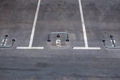 Parking lot Stock Photos