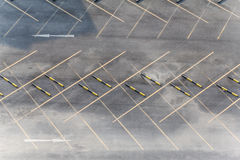 Parking Lot Royalty Free Stock Photos