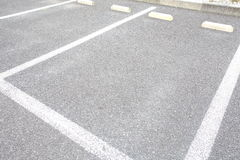 Parking Lot Royalty Free Stock Image