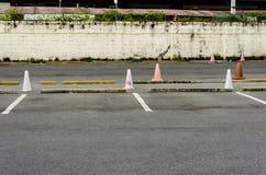Parking lot Royalty Free Stock Image