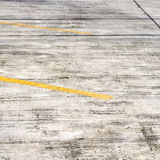 Parking Lot,grunge texture Royalty Free Stock Image