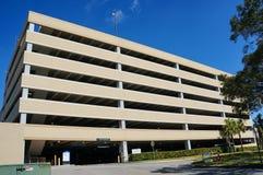 A parking lot of moffitt cancer center Stock Photos