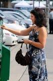 Parking Machine Stock Images